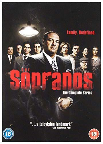 Sopranos - The Complete Series [DVD] [UK Import]