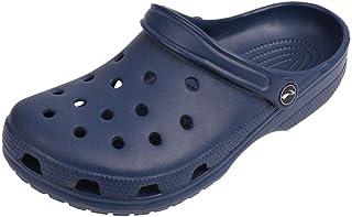 Unisexe Adulte Sabots Classiques Légers Sandales Antidérapantes Outdoor Sports de plein air Casual Chaussures d'été Tongs ...