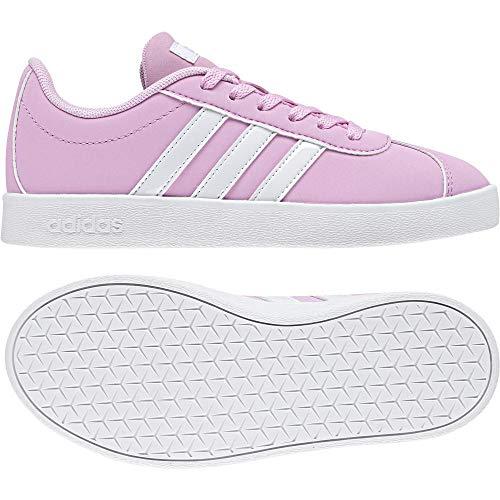 Adidas Vl Court 2.0 K Zapatillas de deporte Rosa