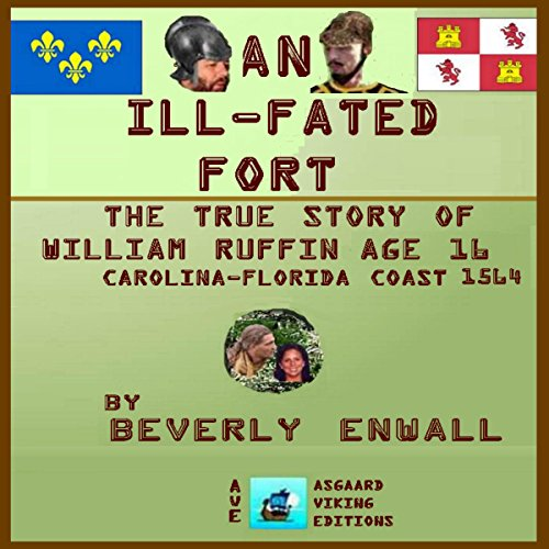 An Ill-Fated Fort audiobook cover art