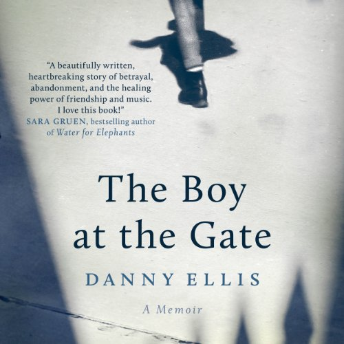 The Boy at the Gate audiobook cover art