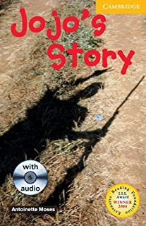 Jojo's Story Level 2 Elementary/Lower intermediate Book and Audio CD Pack (Cambridge English Readers) by Moses, Antoinette (2006) Paperback