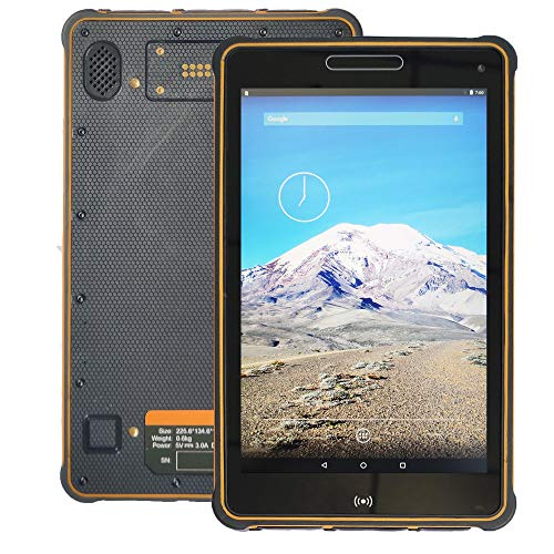 8 Inch Android 7.0 RAM 3GB ROM 64GB Rugged Tablet