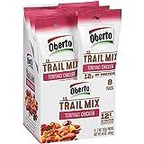 Oberto Teriyaki Chicken Beef Jerky Trail Mix, 2 Ounce -- 48 per case.