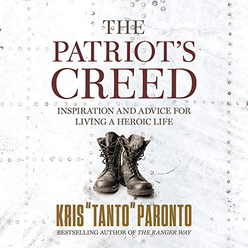The Patriot's Creed cover art