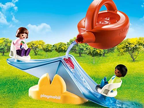 Balancín de agua Playmobil 1.2.3 Aqua (70269)