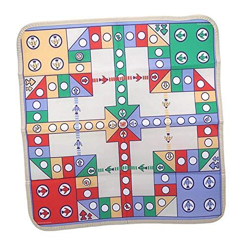 16 PC/Satz Schachfiguren Brettspiel Fliegen Schach Teppich Kids Classic Flight-Spiel-Spielzeug Lernen & Bildung Puzzle Spielzeug