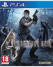 Resident Evil 4: Remastered - Playstation 4 (PS4)