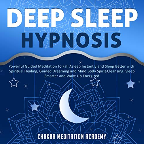 Deep Sleep Hypnosis cover art