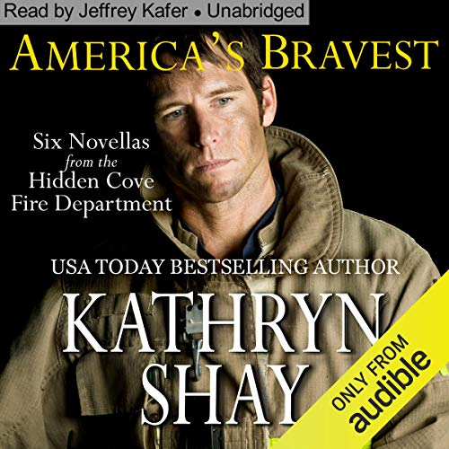 America's Bravest Audiobook By Kathryn Shay cover art