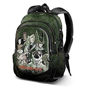 KARACTERMANIA Dragon Ball Evil-Mochila Running HS 1.2, Multicolor