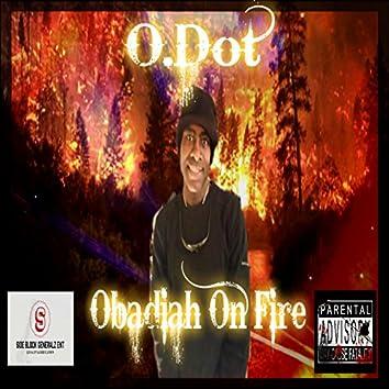 Obadiah on Fire