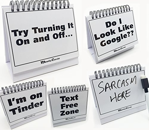 Moodycards - Funny Office Gifts