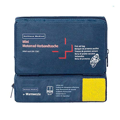 HOLTHAUS MEDICAL Holthaus Medical mini COMBI Erste-Hilfe-Tasche Bild