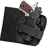 Alien Gear holsters ShapeShift Hook & Loop Holster S&W M&P9c Compact 3.5 Inch (Left Handed)