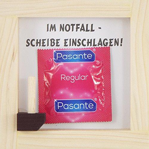 Kondom Notfall Set