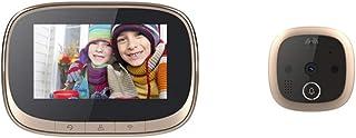 كاميرا الأمن W2 جرس باب فيديو رؤية ذكية للمنزل 720P زاوية عرض واسعة 5.6 بوصة عرض LCD البصرية الباب الرقمي لنظام إنذار المن...