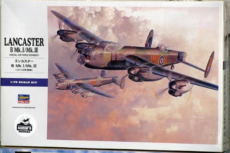Hasegawa 1 72 Lancaster B. Mk.I Mk.III