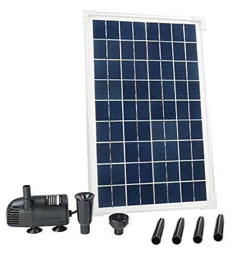 Ubbink Pumpe SolarMax, mit Solarpanel, inklusive, 600l, 1x 1x 1cm, 1351181