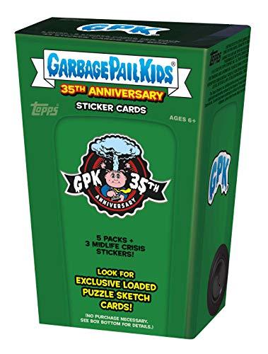 20 Topps GPK Series 2 35th Anniversary Value Box, Multicolor