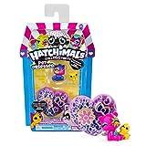HATCHIMALS COLLEGGTIBLES - Pet Obsesessed - Hatchipets 2 unidades de nuevos corazones Hatchy