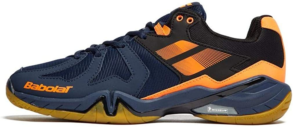 Babolat Shadow Spirit New mail order Men's Shoe I Squash Badminton Animer and price revision Racquetball