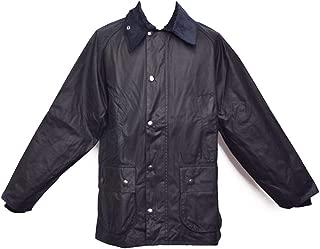 [バブアー] MADE IN ENGLAND (MWX0018NY91) Bedale Wax Jacket Navy ビデイル ワックス ジャケット ネイビー メンズ オイルドジャケット [並行輸入品]