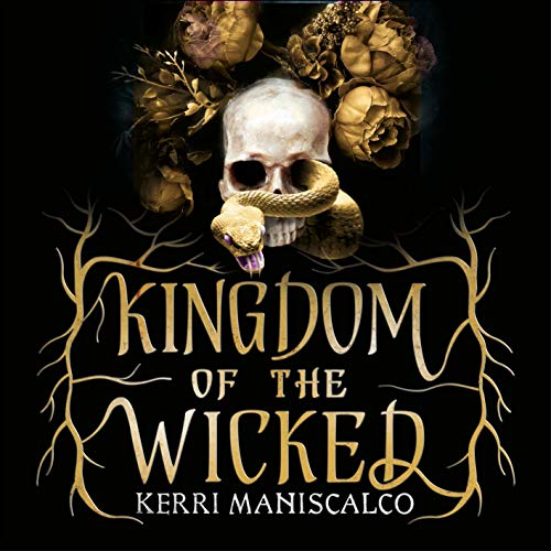 Couverture de Kingdom of the Wicked