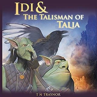 Idi & the Talisman of Talia: Young Adult Epic Fantasy cover art