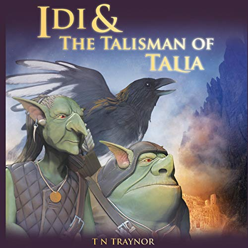 Couverture de Idi & the Talisman of Talia: Young Adult Epic Fantasy