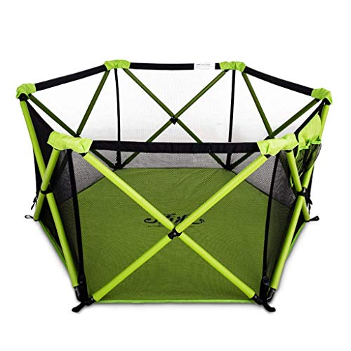 L.HPT Kids Childrens Christmas Toys Gift Children's Baby Fence Foldable Security Game Playpen Indoor Playground Children's Ball Pool Game Area Best Gift