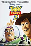 TOY STORY 2 MOVIE POSTER 2 Sided ORIGINAL 27x40