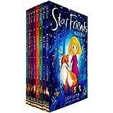 Linda Chapman Star Friends Series 7 Books Collection Set (Mirror Magic, Wish Trap, Poison Potion, Secret Spell, Dark Tricks, Night Shade) (Children Books, Age 7 to 10, Early Reader)