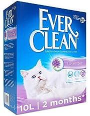 Ever Clean Lawendowa żwirek dla kotów, 10 l, pachnący