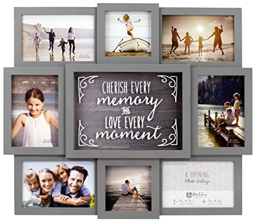 Cherish Every Memory Photo Collage by Malden International Designs