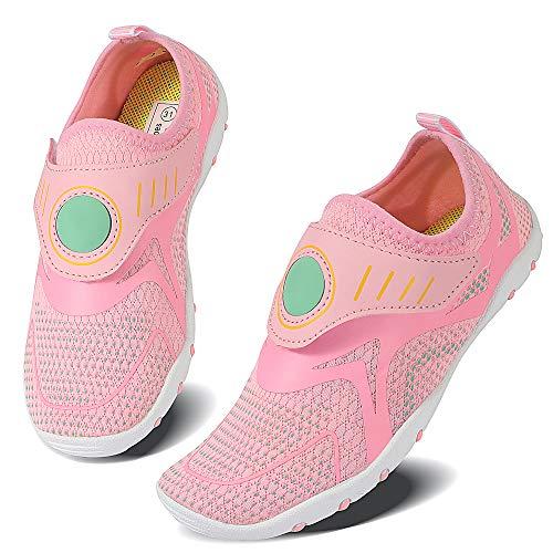 Vivay Zapatos acuáticos de secado rápido para niños y niñas, para natación, buceo, surf, deportes acuáticos, color, talla 37 EU