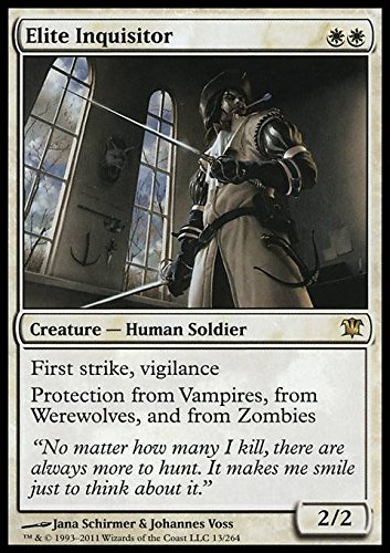 Magic: the Gathering - Elite Inquisitor - Innistrad by Magic: the Gathering