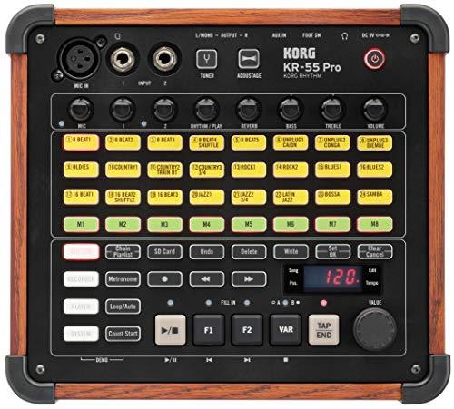 KORG KR-55 Pro - Caja de Ritmos