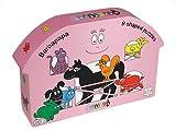 Barbapapa Puzzle silueta La granja (Barbo Toys 2212) , color/modelo surtido