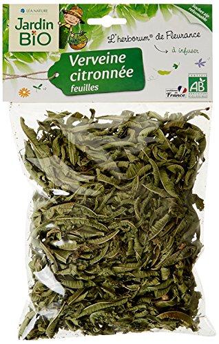 Jardin Bio Verveine citronée - feuille - Bio Sachet de 25 g