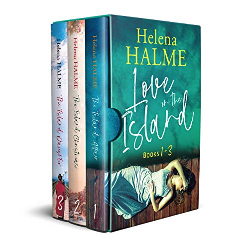 Love on the Island Series Books 1-3: A captivating story of love, family, and deeply buried secrets (English Edition)