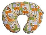 Nina (Original) Multitasker - Orange - Nursing Pillow with slipcover - A Boppy
