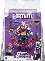 フォートナイト Xロード エックスロード おもちゃ フィギュア 人形 Fortnite X-Lord レジェンダリーシリーズ Legendary Series Figure 15センチ [並行輸入品]