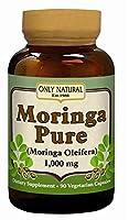 海外直送品Bio Nutrition Inc Moringa Super Food, 90 vcaps 5000 mg(Pack of 2)
