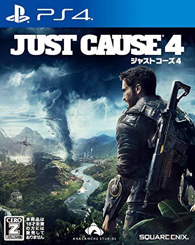 ジャストコーズ4【CEROレーティング「Z」】 - PS4