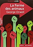 La ferme des animaux by George Orwell (2013-08-09) - Coédition Belin (2013-08-09) - 09/08/2013