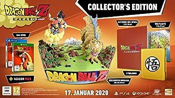 dragon ball kakarot collectors edition