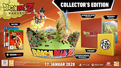 Dragon Ball Z: Kakarot Clt PS4 - Collector's Limited - PlayStation 4, 12 anni+