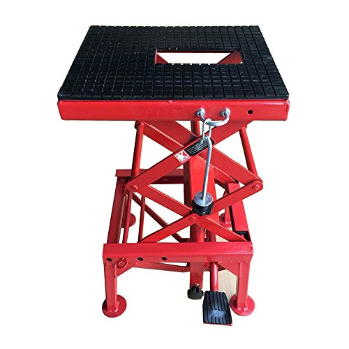 Best hydraulic jack table