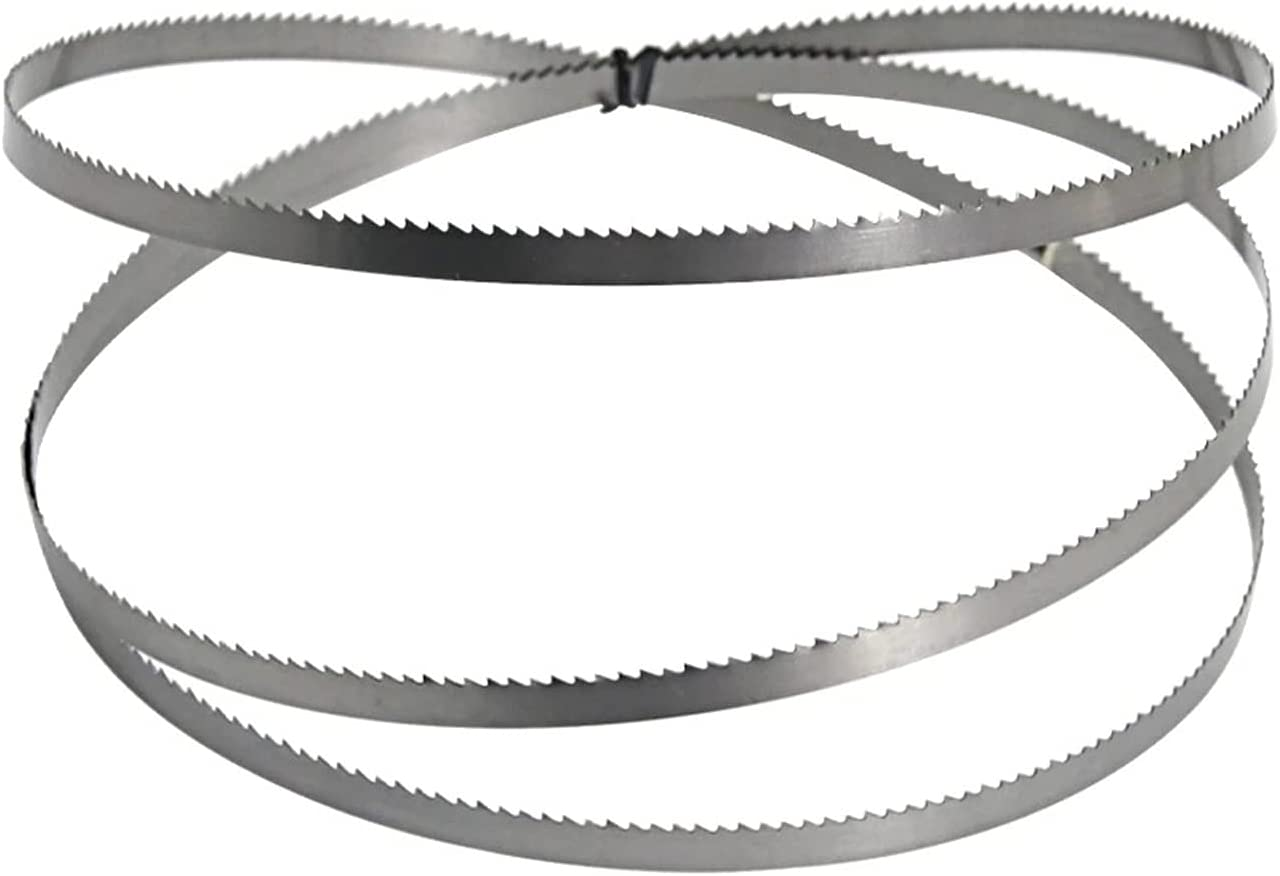 """Zrong 58-1/2"""" Inch Bandsaw Blades 1490 x 6.35 x 0.35mm Powe"""